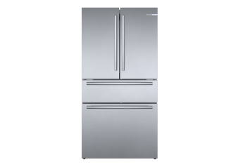 Bosch Bottom Freezer and French Doors Refrigerator - B36CL80SNS product photo
