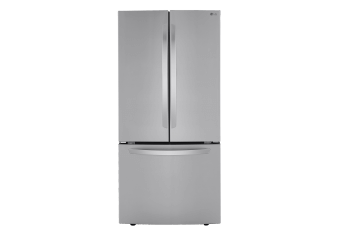 LG Bottom Freezer and French Doors Refrigerator - LRFCS2503S product photo