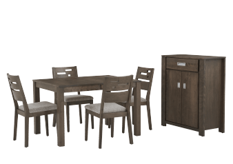 Brown Dining Room Furniture product photo