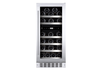 Wine Cell'R Built-in 26 Bottles Wine Cellar - WC26SSTDZ5 product photo
