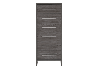 Grey Chest of Drawers product photo