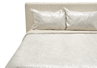 Grey-Beige Cover Set - Queen Size product photo