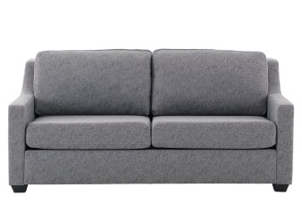 Grey Upholstered Sofa-Bed - Queen Bed product photo