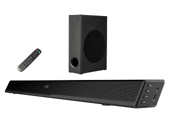 Pure Acoustics Bluetooth® 300W Sound Bar with Sub - SBW-500 product photo