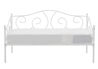 White Metal Day Bed product photo
