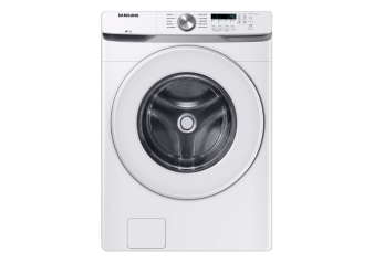 Samsung Front Load Washer - WF45T6000AWA5 product photo