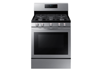 Samsung Gas Range - NX58T5601SSAC product photo