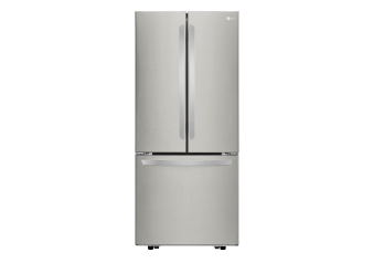 LG Bottom Freezer and French Doors Refrigerator - LRFNS2200S product photo
