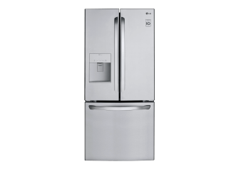 LG Bottom Freezer and French Doors Refrigerator - LRFWS2200S product photo