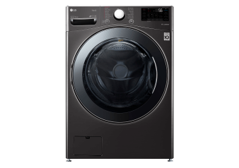 LG Front Load Washer with Built-in Dryer - WM3998HBA product photo