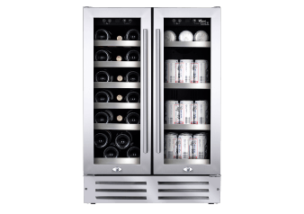 Wine Cell'R 38 Bottles Built-in Wine Cellar - WC38SSTBC5 product photo