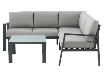 Grey Patio Furniture product photo