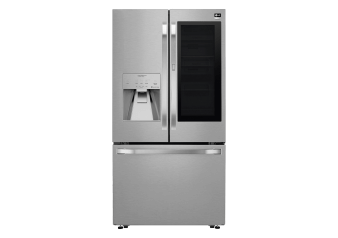 LG Bottom Freezer and French Doors Refrigerator - SRFVC2406S product photo