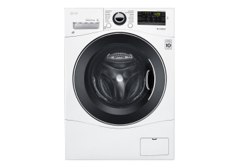 LG Front Load Washer - WM1388HW product photo