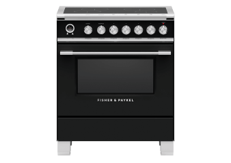 Fisher & Paykel Freestanding Induction Range - OR30SCI6B1 product photo