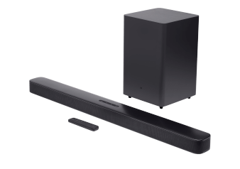 JBL Bluetooth® 300W Sound Bar with Sub - BAR 2.1 DEEP BASS product photo
