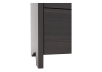Dark Grey 6-Drawer Dresser product photo other05 S