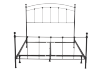 Black Metal - Queen Bed product photo other05 S