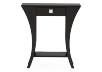Dark Brown Wood Console Table product photo