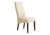 Brown and Beige Upholstered Chair product photo other01 S