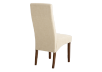Brown and Beige Upholstered Chair product photo other03 S