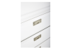 White 6-Drawer Dresser product photo other06 S