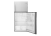 Whirlpool Top Freezer Refrigerator - WRT549SZDM product photo other02 S