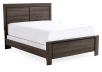 Brown Grey - Queen Bed product photo other01 S