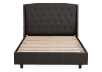 Dark Grey Upholstered - Queen Bed product photo other06 S