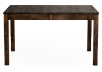 Brown Birch Table with Central Leaf product photo
