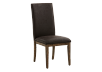 Brown Upholstered Chair product photo other01 S