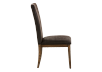 Brown Upholstered Chair product photo other02 S