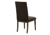 Brown Upholstered Chair product photo other03 S