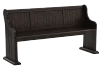 Dark Brown Pine Bench product photo other01 S
