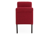 Red Upholstered Storage Bench product photo other03 S