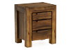 Brown Acacia Nightstand product photo other01 S