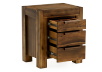 Brown Acacia Nightstand product photo other02 S