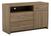 Brown 3-Drawer Dresser product photo other01 S