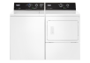 Maytag Washer and Dryer Set - MVWP575GW YMEDP575GW product photo