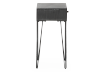 Grey and Brown Wood Accent Table product photo other03 S