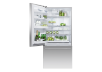 Fisher & Paykel Bottom Freezer Refrigerator - RF170WDLUX5-N product photo other01 S