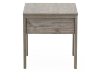 Grey End Table product photo