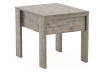 Grey End Table product photo other01 S