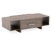 Dark Grey Rectangular Coffee Table product photo other01 S