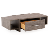 Dark Grey Rectangular Coffee Table product photo other02 S