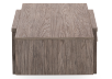 Dark Grey Rectangular Coffee Table product photo other03 S