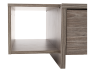 Dark Grey Rectangular Coffee Table product photo other05 S