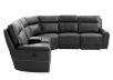 Grey Reclining and Motorized Sectional Sofa product photo other02 S