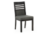 Dark Grey Birch Chair with Upholstered Seat product photo other01 S
