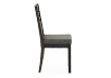 Dark Grey Birch Chair with Upholstered Seat product photo other02 S